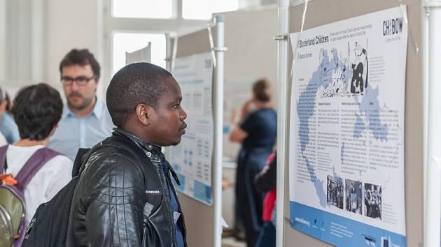 """Mezinárodní multidisciplinární konference """"Children and War: Past and Present""""."""