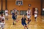 Basketbalisté Slunety Ústí n. L. v kategorii U13 vyhráli oba pondělní zápasy v Lounech.