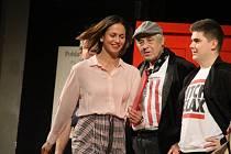 Komedie Pánský klub na Forbíně začala jako drama