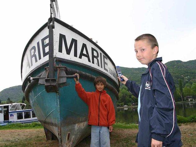 Loď Marie nevypluje