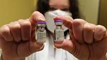 Očkování vakcínou proti covidu-19