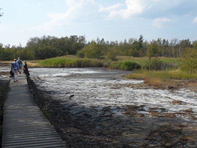 Národní přírodní rezervace Soos, vyhlášená v roce 1964, je rozlehlé území se soustavou rybníků, mokřadů, rašelinišť a slatinišť, ve kterém vyvěrá množství minerálních pramenů a vystupuje k povrchu čistý kysličník uhličitý.