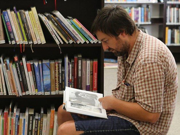 Městská knihovna v Mladé Boleslavi se připojila k Březnu měsíci čtenářů.