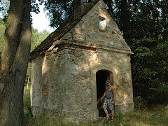 Kaple v Krásném Lese by se měla dočkat opravy.
