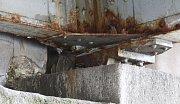 Benešův Most je ve špatném technickém stavu