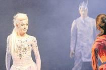 Sněhová královna.