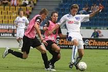 Ústečtí fotbalisté prohráli v prvním utkání sezony s Mladou Boleslaví 0:2.