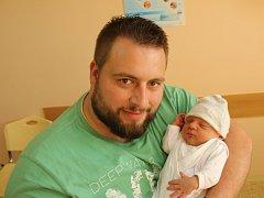 Julie Hübnerová se narodila Hedvice Hübnerové a Ladislavu Hübnerovi z Dubí 3. září ve 14.25 hod. v ústecké porodnici. Měřila 49 cm a vážila 2,97 kg.