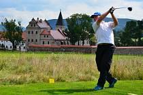 O pohár prezidenta golfového klubu.
