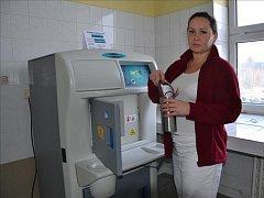 Nemocnice má nový přístroj na ozařování krve.