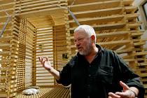 Proslulý architekt Martin Rajniš.