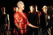 Zuzana Kolářová jako Anita ve West Side Story