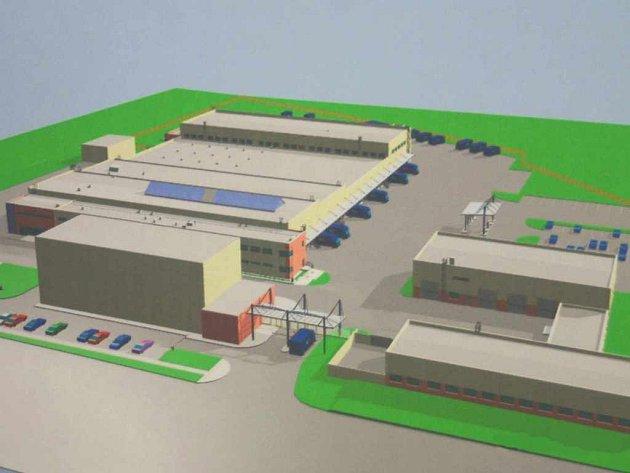 Návrh předlického poštovního komplexu