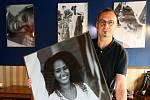 Ústecký fotograf Vladimír Cettl vystavuje v Café Max portréty krásné dívky Yunia zjihokubánské metropole Santiago
