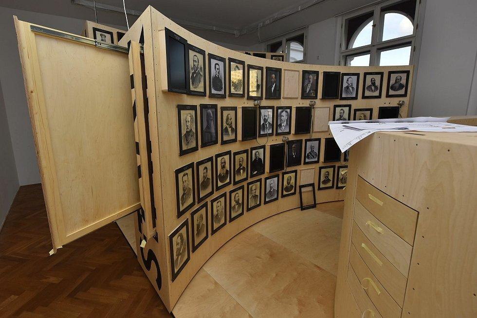 Dokončení milionové výstavy o Němcích koronavirus odsunul na jaro