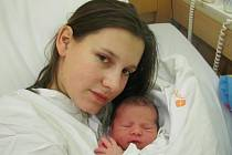 Michal Podráský, se narodil v ústecké porodnici dne 12. 12. 2013 (5.16) mamince Aleně Šubertové, měřil 51 cm, vážil 3,2 kg.