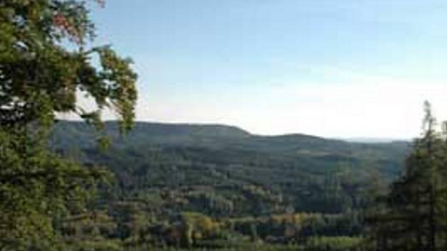Přírodní rezervace Pahorkatina Džbán.