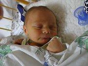 Václav Kopecký se narodil v ústecké porodnici 21. 2. 2017 (10.54) Petře Malcovské. Měřil 48 cm, vážil 3,1 kg.