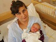 Dominik Klusáček se narodil Vlastě Haasové z Lovosic 3. října v 3.25 hod. v ústecké porodnici. Měřil 49 cm a vážil 3,15 kg.