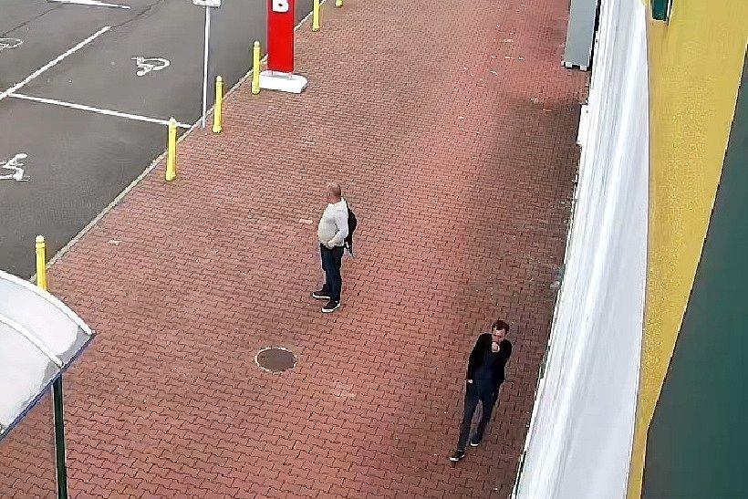 Policie hledá muže od obchodního centra v ústeckých Všebořicích