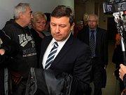 Ústecký exprimátor Vít Mandík stanul před soudem