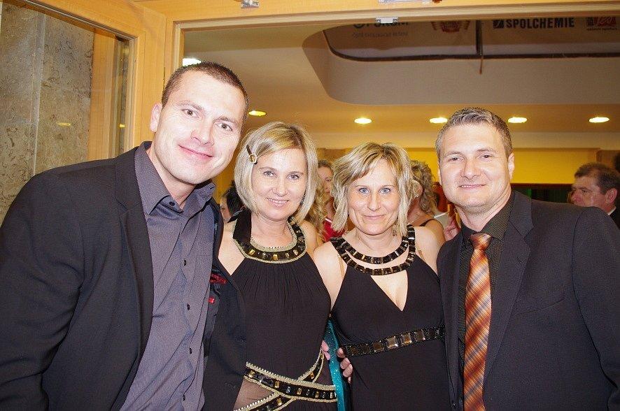 Ústí nad Labem si užívalo již 5. ročník Plesu severočeských patriotů.