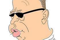 Karikatura: Petr Benda
