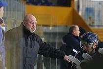 Trenér HC Slovan Ústí nad Labem Miroslav Mach