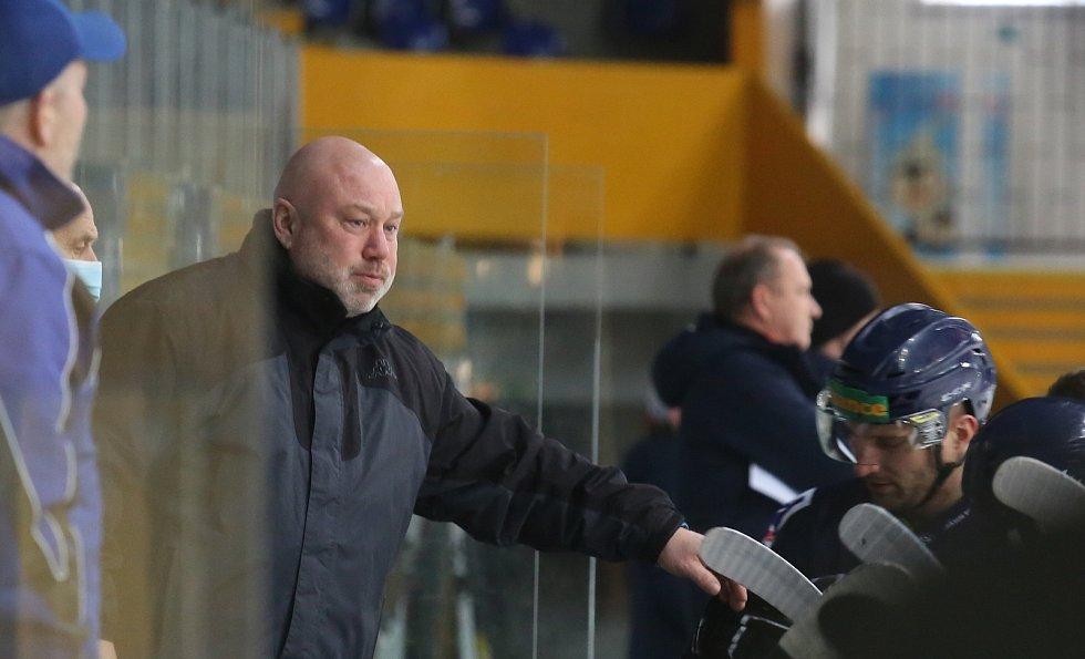 Slovan Ústí - Vrchlabí, Chance liga 2020/2021. Trenér Miroslav Mach