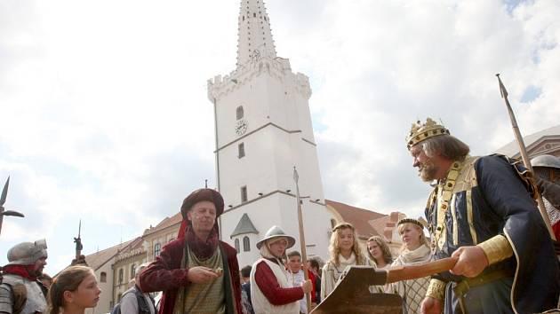 Historickým městem roku 2014 v Ústeckém kraji je Kadaň.