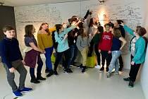 Žáci ZŠ Stříbrnická jeli do Chemnitz na dvoudenní studijní setkání.