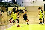Basketbalisté Slunety Ústí n. L. v kategorii U12 vyhráli oba zápasy v Litoměřicích.