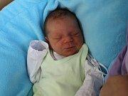Adam Holub se narodil v ústecké porodnici 17. 5. 2017(18.09) Martině Čechové. Měřil 50 cm, vážil 3,4 kg.