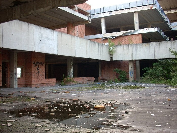 Sektorové centrum.