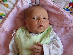Kateřina Vaněčková se narodila v ústecké porodnici 28.7.2016 (2.48) mamince Kateřině Wurstové. Měřila 47 cm, vážila 3,29 kg.