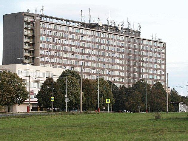 Hotelový dům na Severní Terase.