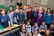 Školáci ze Všebořic vyhráli znalostní soutěž zámku v Děčíně.