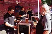 Den otevřených dveří v pivovaru Velké Březno navštívilo v sobotu více než 6 000 lidí.