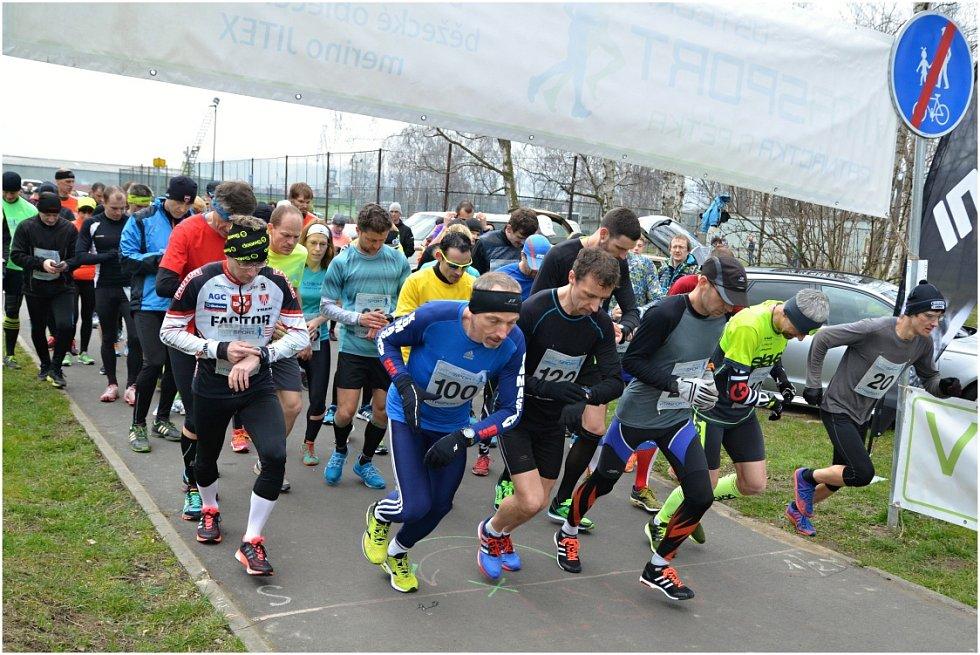 První ročník Ústecké VitaSport patnáctky se konal v sobotu ve Svádově.