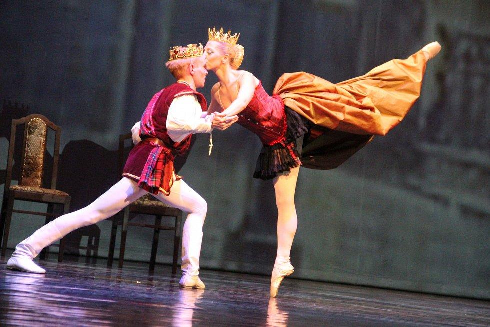 Balet Regina v Ústí nad Labem