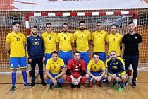 Futsalisté Boca Juniors Ústí n. L.
