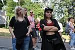Popové hvězdy 90. let zaplnily letní kino v Ústí