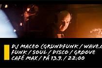 DJ Maceo (grundfunk / Wave.cz)