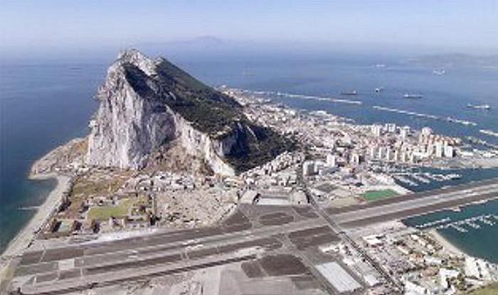 Letiště GIBRALTAR, Gibraltar