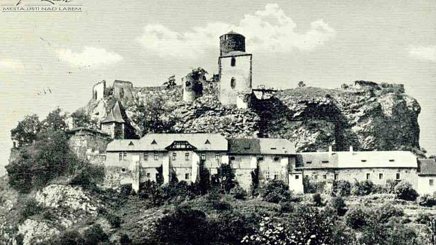 Jak jsme žili - Historie hradu Střekov