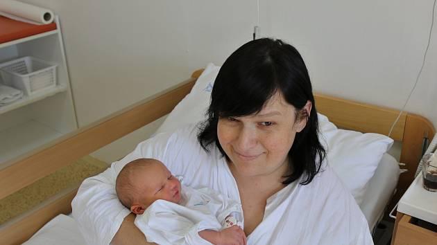 Viktorie Valnoha se narodila Ivě Valnoha z Ústí nad Labem 24. června v 8.57 hodin v Ústí nad Labem. Měřila 49 cm, vážila 3,08 kg