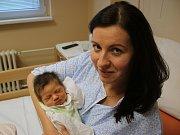 Tereza Konečná se narodila Michaele Příhodové z Ústí nad Labem 10. října v 12.39 hod. v ústecké porodnici. Měřila 49 cm a vážila 2,87 kg.