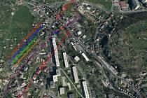 SVS rekonstruuje vodovod vulici Pod Úvozem v Ústí nad Labem