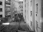 Snímky ukazují zajímavá zákoutí dvorků a dvorů v Ústí nad Labem