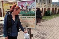 PRÁZDNINY V ZOO. První prázdninový víkend v zoo pokazil lijavec. Přesto neodradil všechny její milovníky a ti dorazili, aby se podívali na broukoviště, Ferdův kvíz i  zvířata.